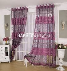 Curtain Design Ideas 2color beautiful curtain design ideas tulle voile window curtains and drapes applique sheer curtain cool for