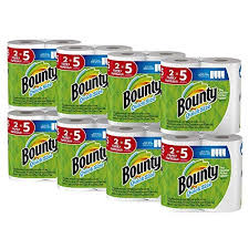 Bounty Roll Size Chart 5 Best Paper Towels Of 2019
