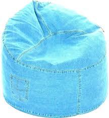 denim bean bags bag cover children blue chair enzyme washed beanbag black