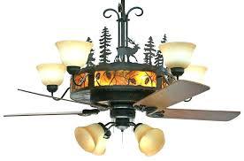 kitchen ceiling fans with light chandelier lighting kit 4 rubbed white fan small lights kitche