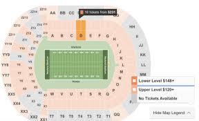Neyland Stadium Garth Brooks Seating Chart How To Get The Cheapest Garth Brooks Tickets At Neyland