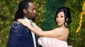 Cardi B Defends Husband Offset Who Said He Was Hacked Cnn