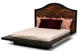modern wood platform bed. Modren Modern Soft Modern Platform Bed Intended Wood S