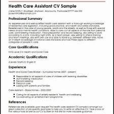 Cv For Care Assistant Child Care Assistant Job Description Care Assistant Cv Karlapa
