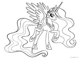 My Little Pony Print Out Coloring Pages Tacticaltraininginfo