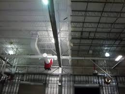warehouse and manufacturing corrugated ceiling deck spray painting companies in nj ny ct pa