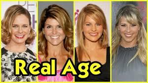 full house cast now stephanie. Fine Full Fuller House Cast Real Age 2018 On Full Now Stephanie