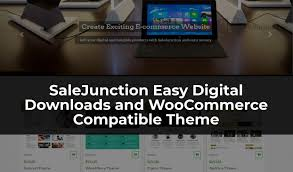 Theme Downloads Salejunction Easy Digital Downloads And Woocommerce Theme Eyeswift