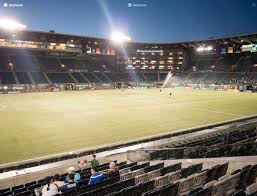 Pge Park Seating Chart Providence Park Section 96 Seat Views Seatgeek