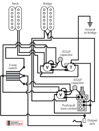 Les Paul Wiring Schematic Les Paul 50 Wiring