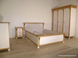 Massive Landhausmöbel Schlafzimmer Deluxe Beispiel Modell