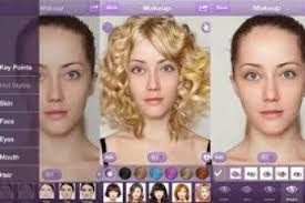 makeup booth sticker editor to change perfect365 free android ios