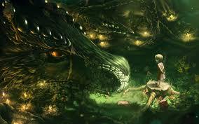 Epic Fantasy Wallpaper Dark Desktop Background Free Download