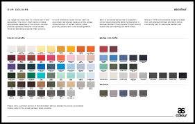 Pantone Colour Chart Australia Colour Card