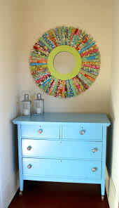 well known mirror painting ideas vb81 u2016 roccommunityfresh chary sprouts a quirky colorful sunburst mirror