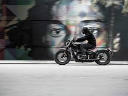 2018 triumph bonneville bobber black motorcycles new haven