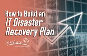How To Build An It Disaster Recovery Plan Resolute Ts
