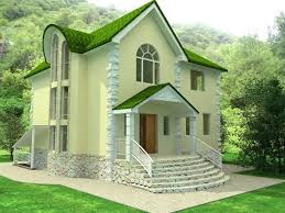 Top Green Architecture House Design Cool And Best Ideas 7995