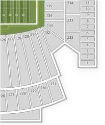 Keenan Stadium Seating Chart Particular Kenan Stadium Seating Map Yankee Stadium