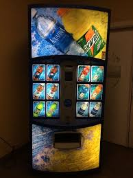 Pepsi Glass Front Vending Machine Extraordinary Vending Concepts Vending Machine Sales Service Vending Concepts