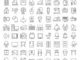 floor plan furniture symbols. Floor Plan Furniture Symbols 18 - 1185 X 1264 Floor Plan Furniture Symbols