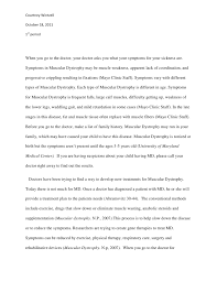 muscular dystrophy research paper 4