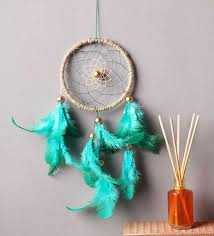 Dream Catcher To Buy Best Buy Rooh Wellness Multicolour Wool Dream Catcher Online Feng Shui
