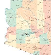 arizona road map az road map arizona highway map Travel Map Of Arizona Travel Map Of Arizona #22 travel map of arizona and utah