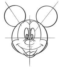 Disney Topolino Da Colorare Disegni Di Pasqua Dei Personaggi