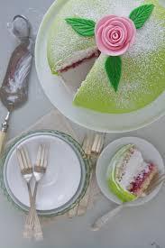 Vegan Foody Swedish Princess Cake Recipe By Swedish Vegan