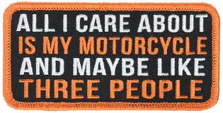 com hot leathers all i care about patch multicolor 4 x 2 automotive