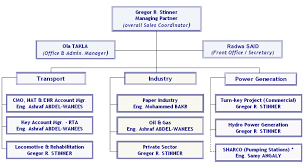 Rta Organization Chart Synergy Group