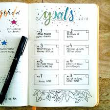 Personal Journaling 14 Genius Bullet Journal Ideas For A Better You And A
