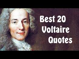 Quotes voltaire Best 100 Voltaire Quotes Author of Candide YouTube 11