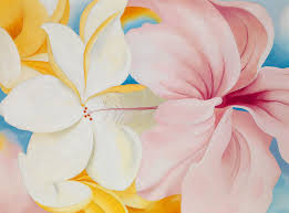 georgia o keeffe transports you to hawaii at the new york botanical garden this summer