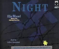 night why did elie wiesel title the book night quote from the  advertisements