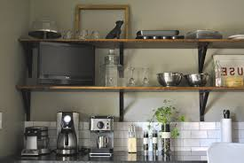 Diy Kitchen Wall Shelves Kitchen Kitchen Wall Shelves Intended For Marvelous Diy Kitchen