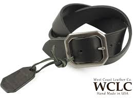 jalana product made in size black united states which wclc west coast leather company heavy saddle leather belt has a big 4 5 5mm thickness west coast