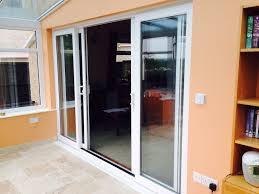Sliding Door. 4 Panel Sliding Glass Patio Doors - Asanty