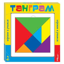 Настольная <b>игра Степ Пазл</b> Танграм из дерева – выгодная цена ...