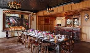 Nyc Private Dining Rooms Extraordinary The Ludlow Hotel Lower East Side New York City USA Design Hotels™