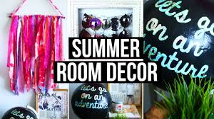 diy summer room decor cute room accessories wall decor laurdiy shomi trend