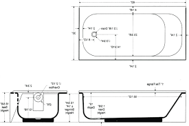 standard bath length photo 1 of 9 amazing length of standard bathtub 1 bath tub sizes