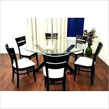 round glass table with chairs glass table with 6 chairs round dining tables for 6 awesome