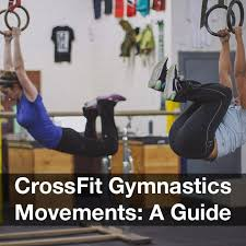 a guide with video links to the mon crossfit gymnastics movements exercises