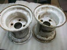 steiner mower steiner mower parts rim wheel 20x10x8 4 lug tire size 20 x 10 x 8