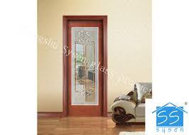 low e 3 2m tempered glass door panels for exterior door sliding door glass
