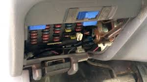 1996 nissan pathfinder fuse box location youtube 300ZX Ignition Fuse at 300zx 1996 Fuse Relay Box