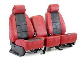 exotic alligator seat covers unique