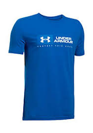under armour shirts for boys. knockout bar tee boys 8-20 · under armour® armour shirts for